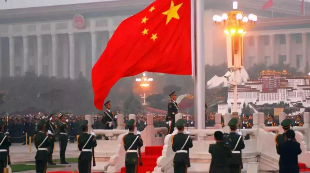 为何天安门升旗只升28.3米,这是作为中国人你必须清楚的事