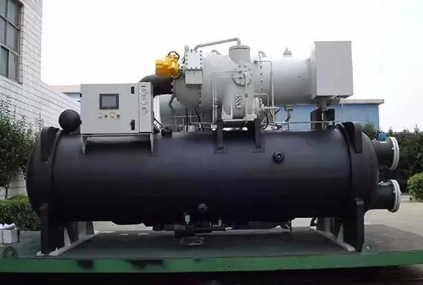 离心式冷水机组的优缺点